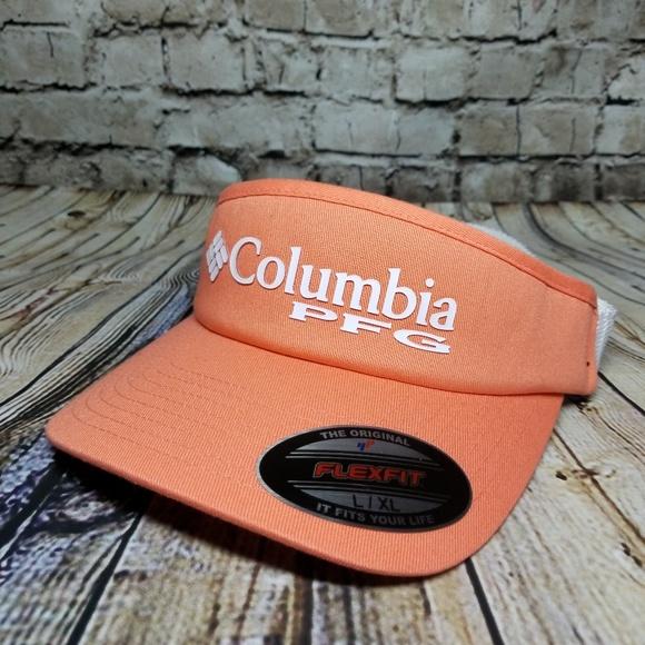 4c8c6cc6a62 Columbia PFG womens Fishing Gear Visor L XL. NWT